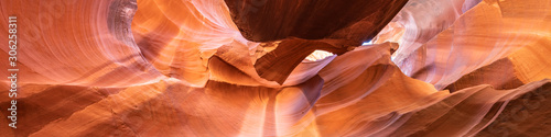 Photo Panoramic Canyon Antelope Collection - abstract, background