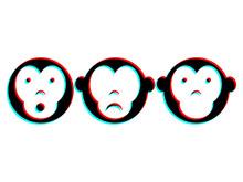 Tree Wise Monkey 3d