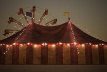 Beautiful Night Time Carnival ...