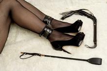 Sexy Woman Legs In High Heels ...