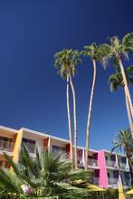 Art Deco Architecture, Palm Sp...