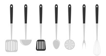 Kitchen Stainless Steel Tools ...