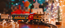 Toy Vintage Steam Locomotive O...