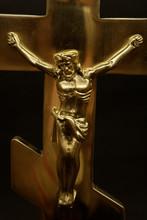 Golden Jesus On The Christ. Ch...