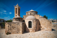 """The Village Of Geroskipu Is Known For Its Five 9-century Dome Church. The Name Of The Village Translates As """"sacred Garden."""""""