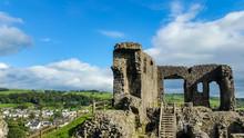 Kendal Castle Is A Medieval Fo...