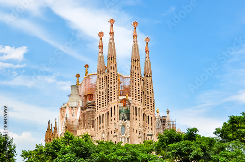 Photo Sagrada Familia Cathedral, Barcelona, Spain