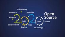 Open Source 2020 Word Cloud Ar...
