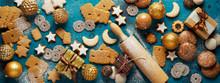 Festive Holiday Baking Christm...
