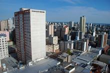 Aerial View Of Caxias Do Sul, ...