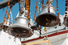 Large Temple Bells At The Temp...