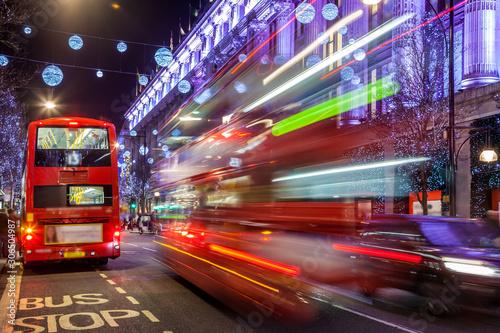 Photo sur Aluminium Londres bus rouge Red Buses of London