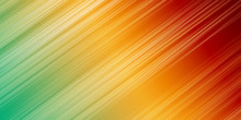 Abstract Bright Fractal Background For Design With Diagonal Lines.