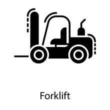Forklift Bendi Truck,