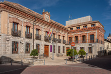Town Hall Of The City Of Sonse...
