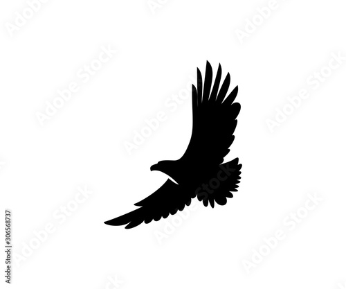 eagle icon sign design Fototapete