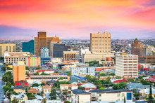El Paso, Texas, USA  Downtown ...