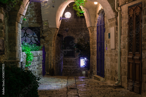 old-stone-city-jaffa-tel-aviv-at-night
