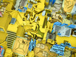 canvas print picture - 3D Extrusion Technology