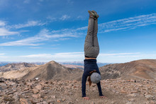 Handstands And Hiking In Color...