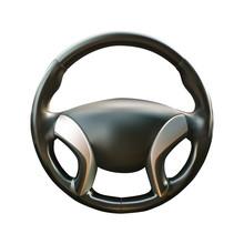 Car Steering Wheel Vector Real...