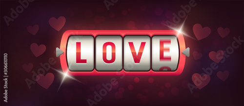 Love Game Fototapeta