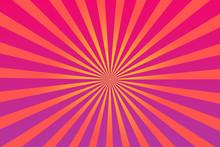 An Abstract Sunburst Shape Bac...