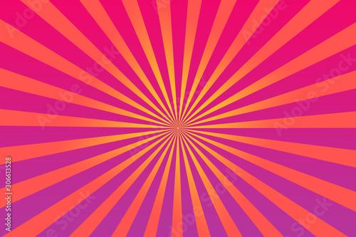 An abstract sunburst shape background image. Tapéta, Fotótapéta