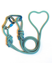 Heart Shaped Rope With Carabiner