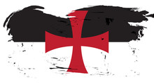 Standard Of The Knights Templa...