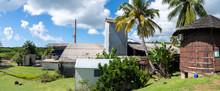Caribbean Rum Distillery In Ma...