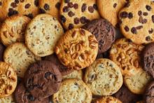 Sweet Chocolate Chip Cookies. ...