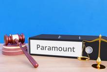 Paramount – Folder With Labe...