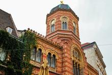 Old Greek Orthodox Church In Wien