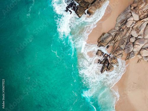Aerial Cabo San Lucas Canvas Print