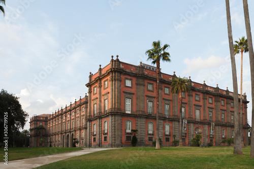 Valokuvatapetti Museo di Capodimonte