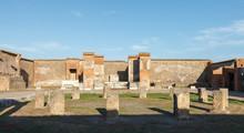 The Macellum Of Pompeii (Pompei).
