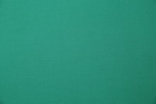 Green Fabric Background With C...