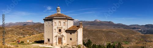 Fotografia panorama Santa Maria della Pietà