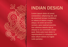 Card Invitation In Indian Styl...
