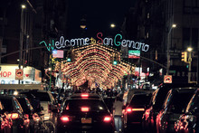 Welcome To San Gennaro - Little Italy