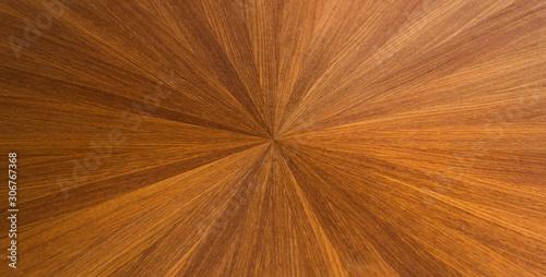 Brown starburst straw marquetry texture