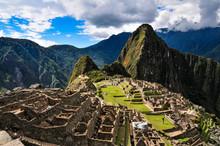 Machu Picchu Glory