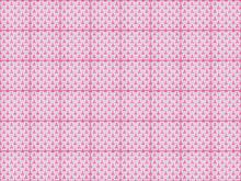 Vintage Pink & Lilac Petite Fl...
