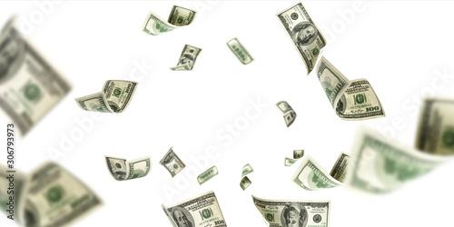 Fototapeta  Dollar sign