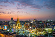 City of Bangkok (Wat Trimitr)