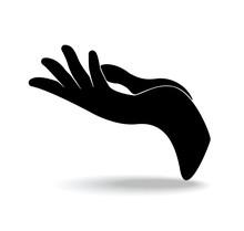 Hands Holding Design Vector, H...
