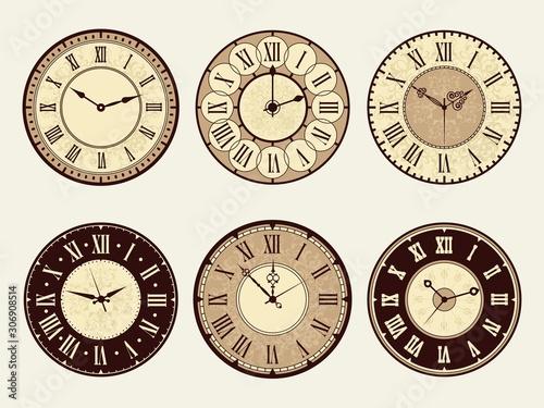 Fotografía  Vintage clock