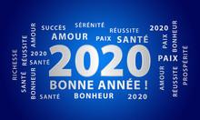 Bonne Année 2020. Bannière 2...