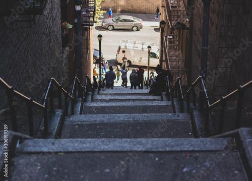 Photo  Joker Stairs